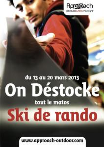 DéstockSkiRando2013