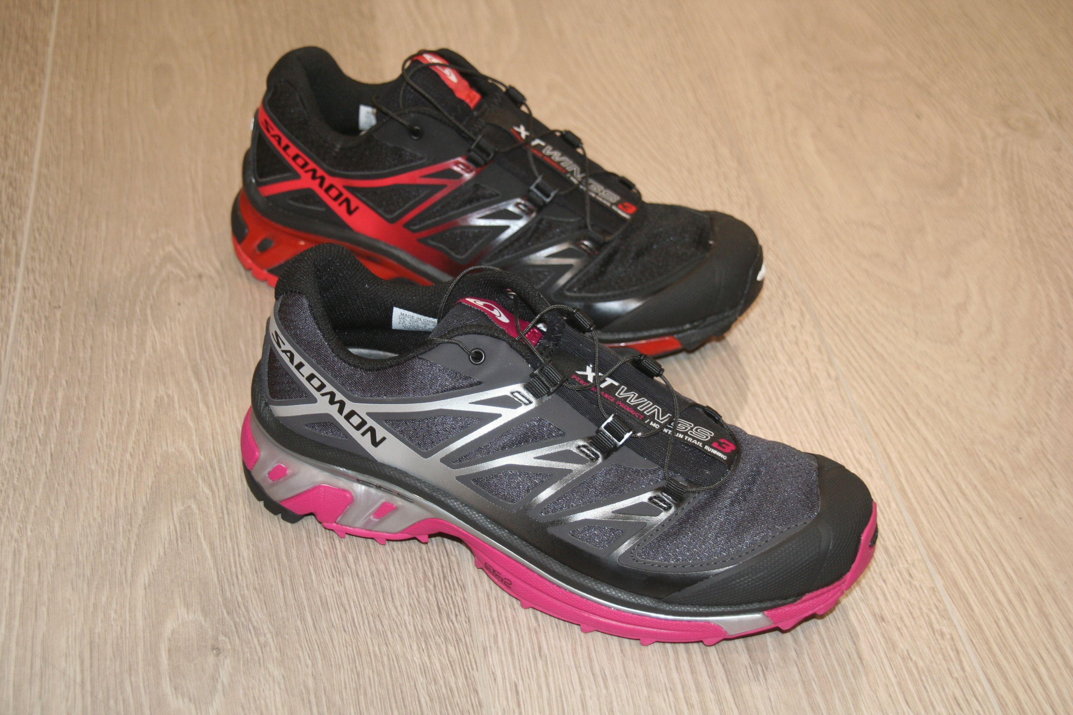 Haut La Wings Xt Salomon 3 Le Gamme Chaussure Trail De YOgqYrw