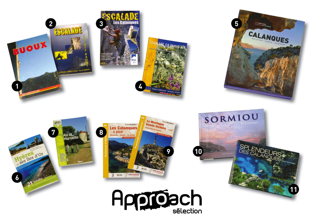APPROACH-SelectionLivres