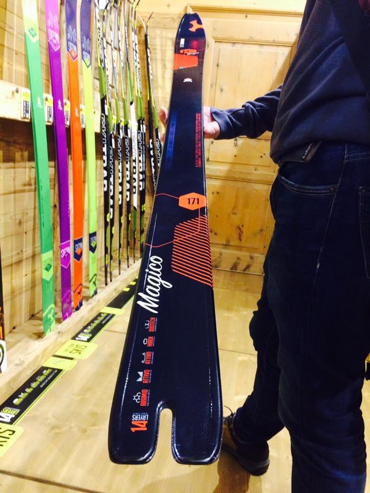 Ski de randoAlpinismeEscalade] Nouveautés hiver 201718