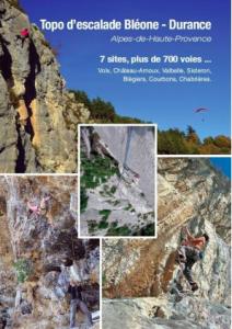 Topo d'escalade Bléone-Durance