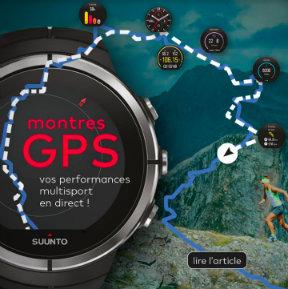 Montre GPS Spartan Ultra de Suunto : un suivi personnalisé de vos activités !