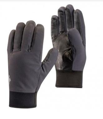 Midweight Softsell Gloves - Black Diamond