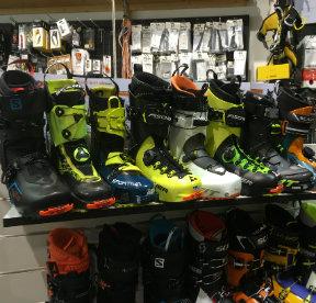 shoesSélection chaussures Ski de rando - Hiver 2017/18