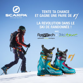 Jeu concours Approach Outdoor