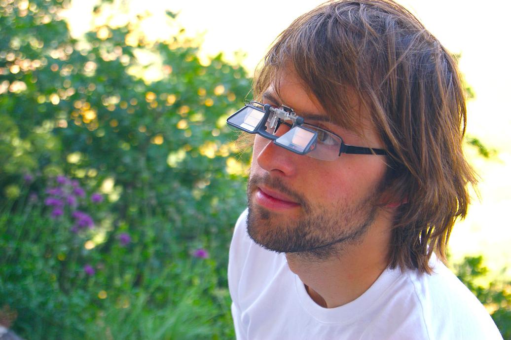 lunettes d assurage clip up adaptables sur des lunettes de vue