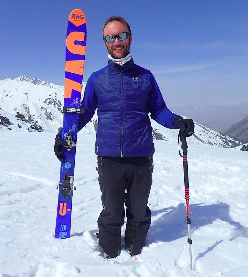 ski de rando 8 jours de raid au kirghizistan avec franck approach. Black Bedroom Furniture Sets. Home Design Ideas