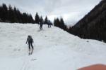 passage d une avalanche