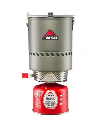 rechaud reactor stove msr