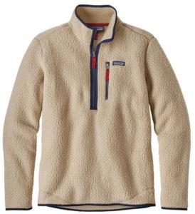 Retro Pile pullover - Patagonia