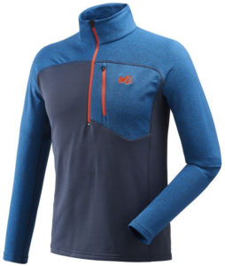 Technostretch Zip - Millet