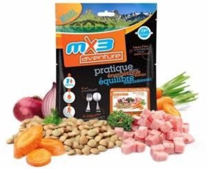 Lentilles au jambon - MX3