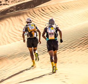 Marathon des Sables 2018 crédit Josuef photo