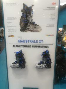 Maestrale XT - Scarpa - ISPO 2019