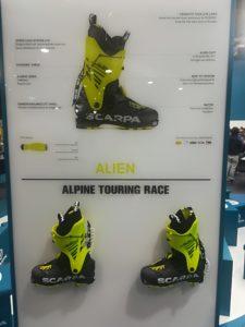 Alien - Scarpa - ISPO 2019