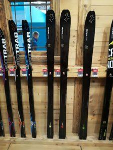 Nouveautés Ski Trab - ISPO 2019