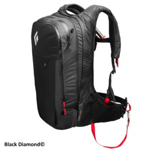 Sac JetForce Pro - Black Diamond - ISPO 2019