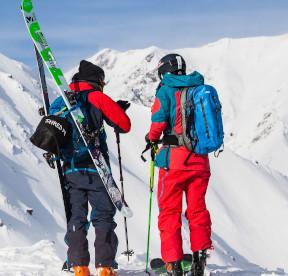 raid à ski checklist