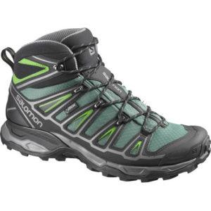 Exemple de chaussure en mesh : X ultra mid gtx - Salomon