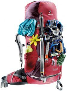 accessoires sac à dos de randonnée Deuter