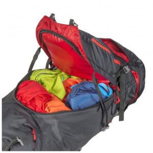 Exemple de sac avec ouverture valise : Millet - Gokyo 50 + 15 LD