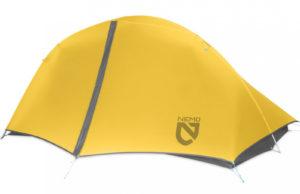 Exemple de tente 3 saisons : hornet 2p - Nemo