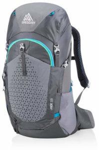 Exemple de sac pour randonnée à la journée : Gregory - Jade 33