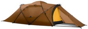 Exemple de tente géodesique