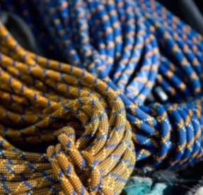changer corde escalade