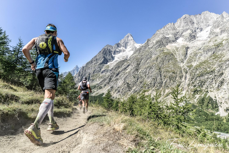 Ultra Trail du Mont Blanc - Eric Lamugniere
