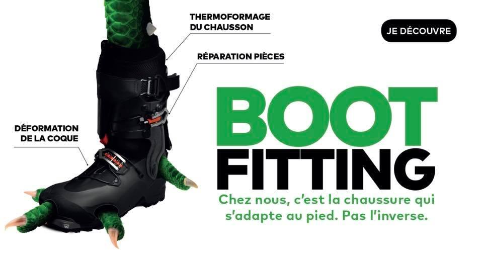 bootfitting approach outdoor chaussures ski de randonnée