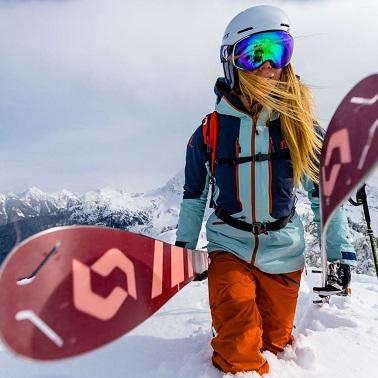 veste ski de rando