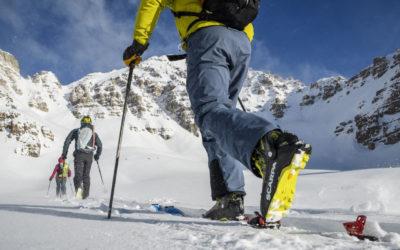 Chaussures ski de rando 2020